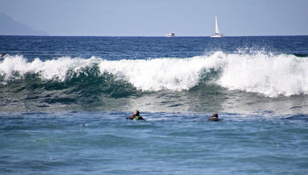 Surfuthyrning i Halmstad