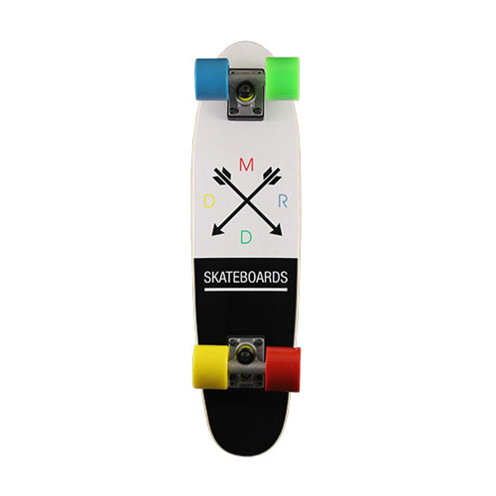 Madrid Skateboards Mosquito Arrows Black 26""