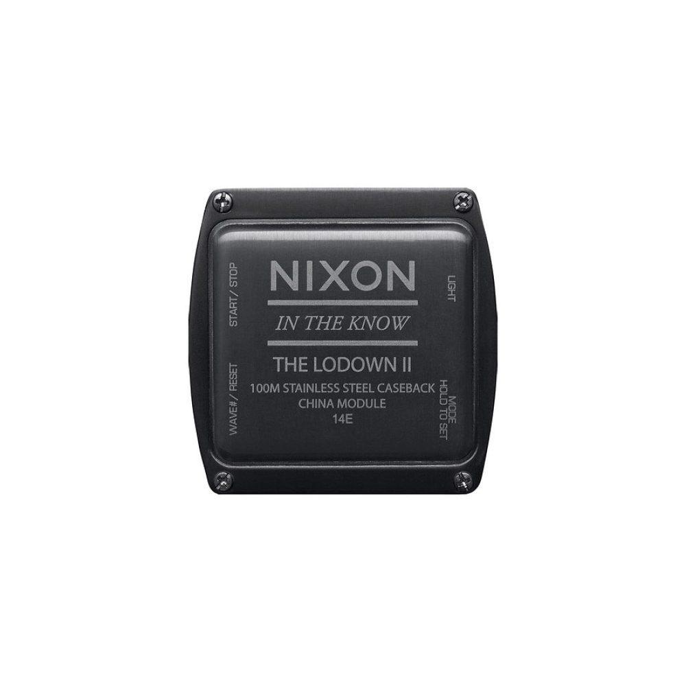 Nixon Lodown II Black