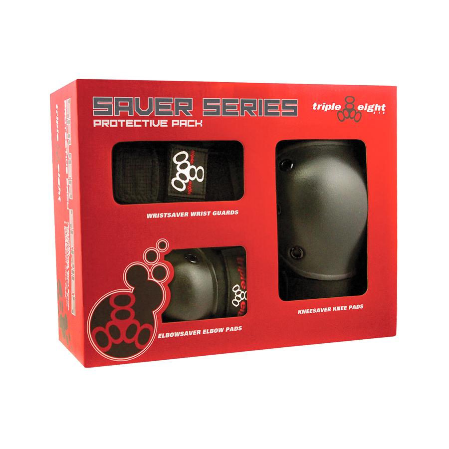 Triple 8 Skydd 3-Pack Saver Series