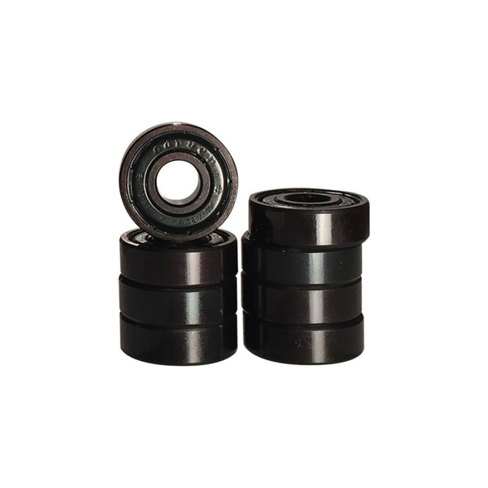Carver ABEC 7 Black Deep-V Wheel Bearings Kit