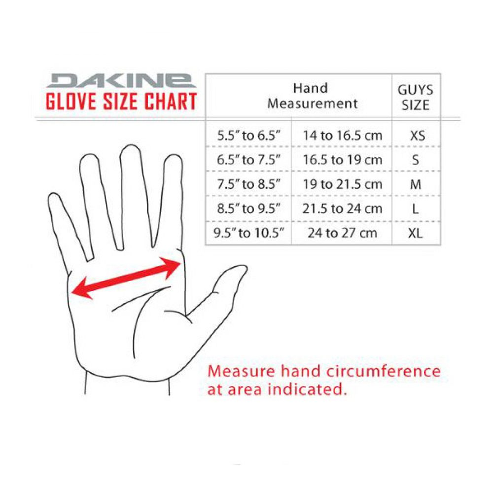 dakine-glove-size-chart