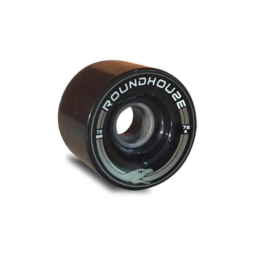 Carver Skateboards Roundhouse Mag Wheels 70mm Smoke