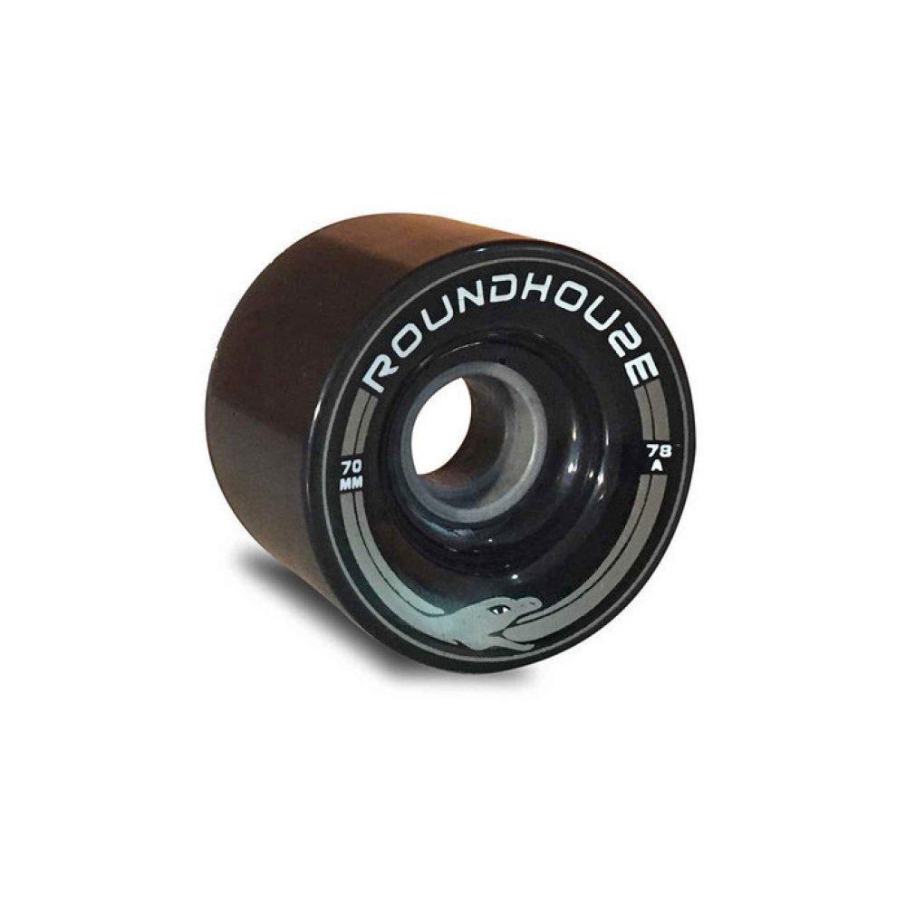 Carver Skateboards Roundhouse Mag Wheels 70mm Smoke