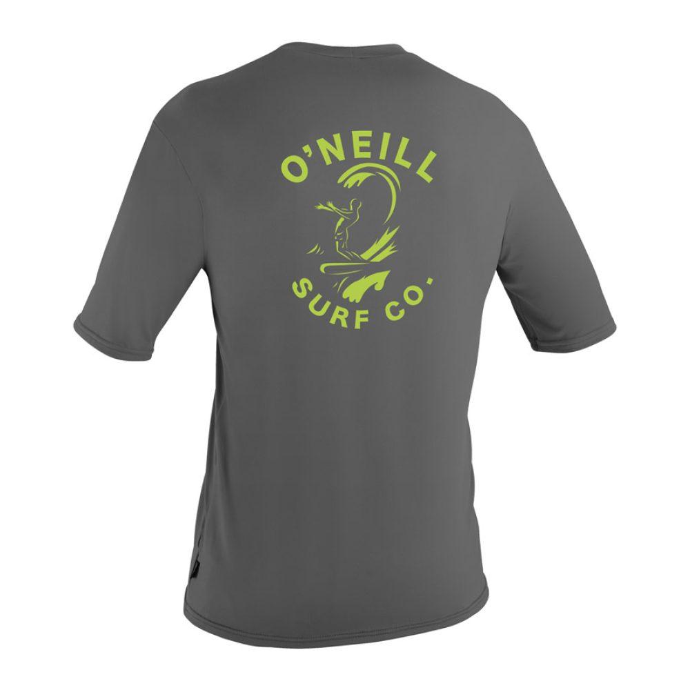 O'neill Skins Short Sleeve Graphic Crew