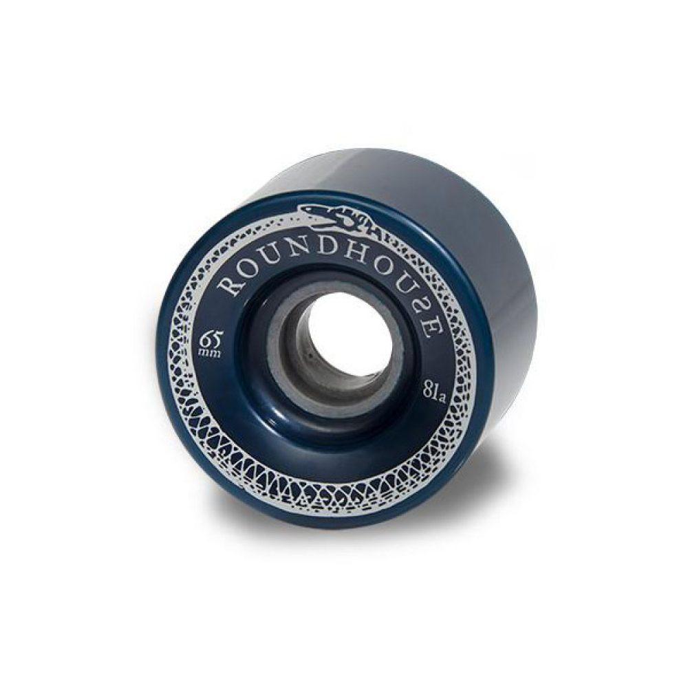 Carver Skateboards Roundhouse Mag Wheels 65mm Indigo