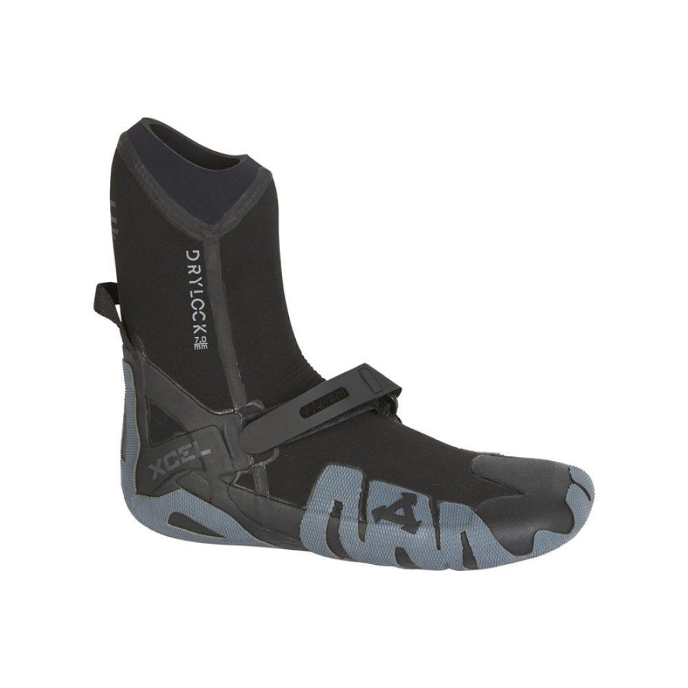 Xcel Drylock 7mm Roundtoe Boot Surfingsko Vinter REA 749. : Ohana.se