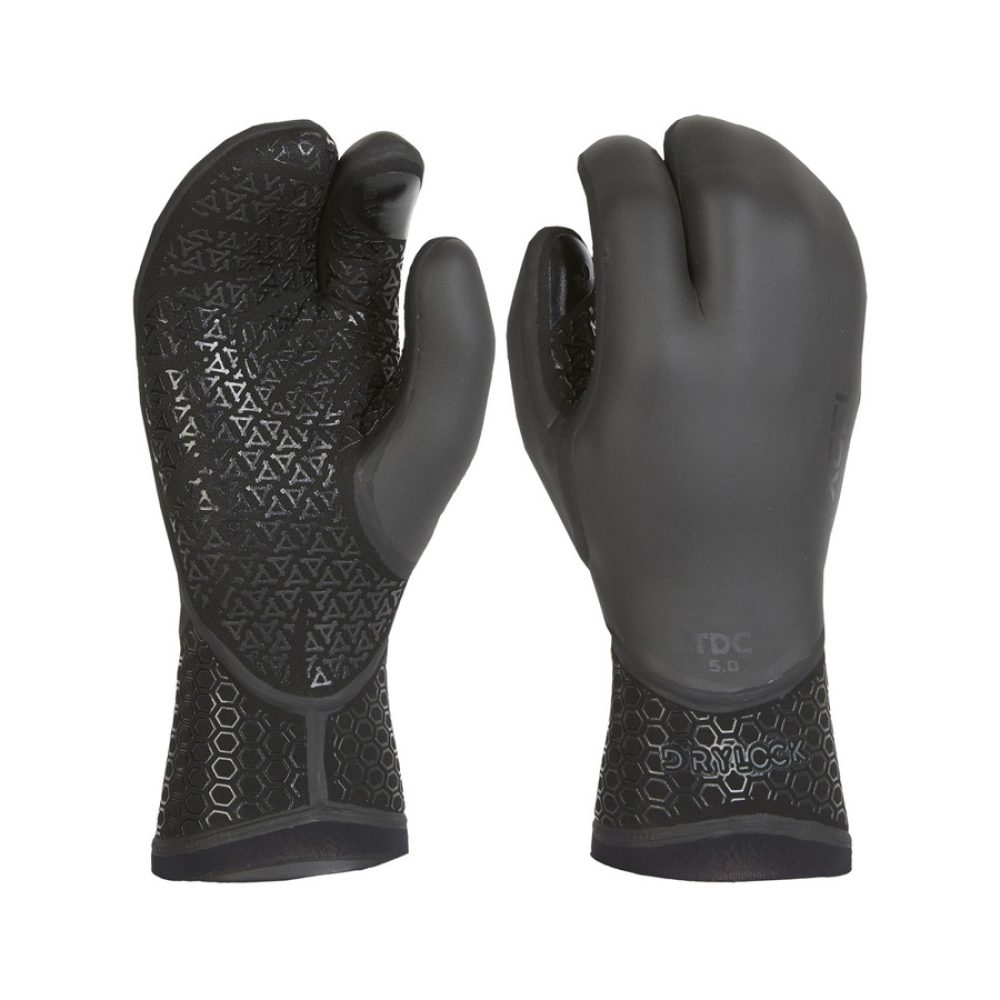 Xcel Drylock 3 Finger Glove 5mm