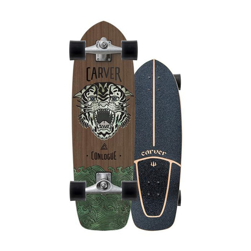 Carver Skateboards Conlogue Sea Tiger 29.50""