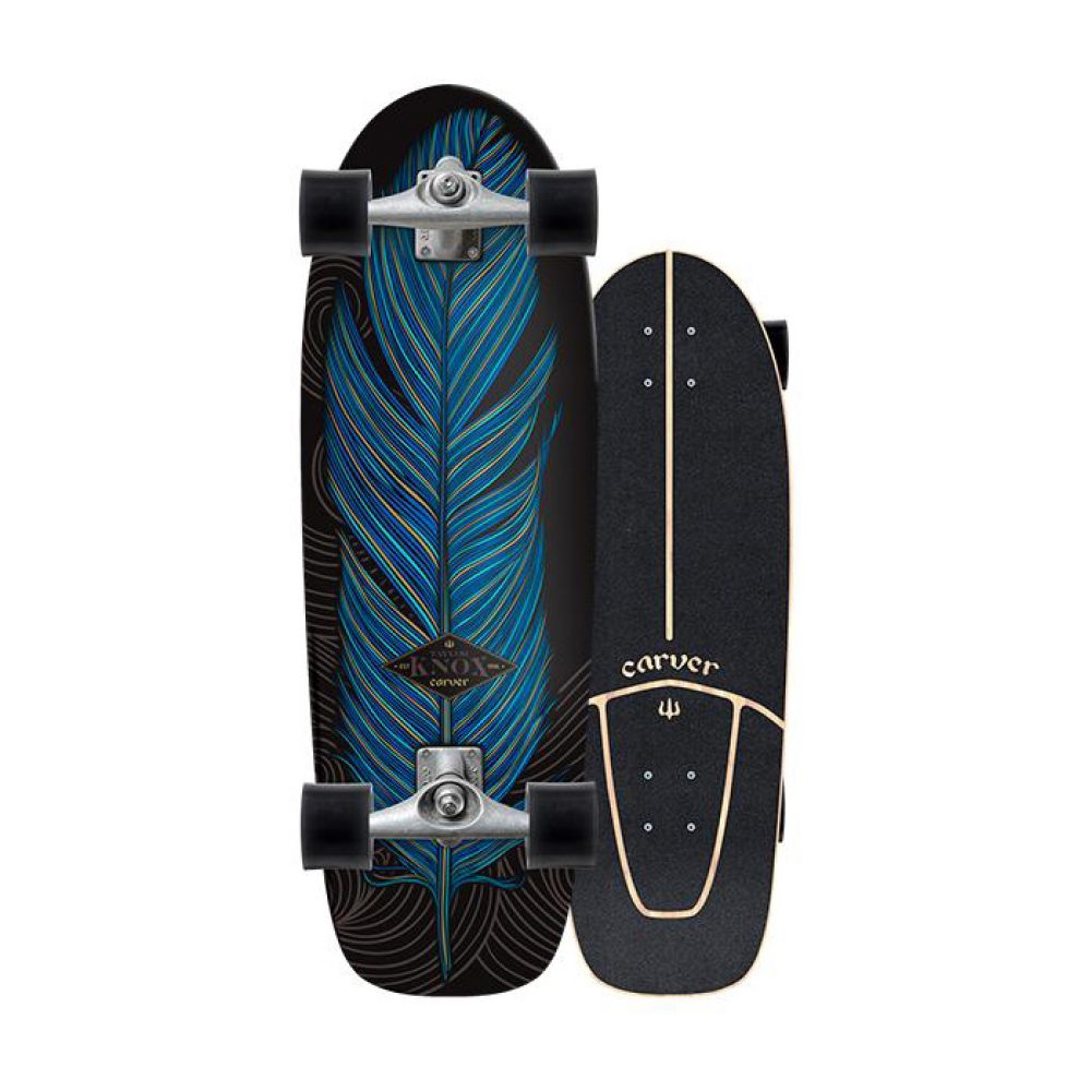 Carver Skateboards Knox Quill 31.25""
