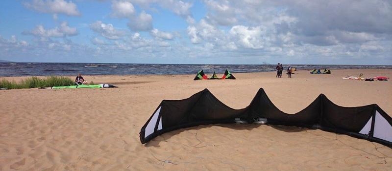 Kitesurfing Kurser i Halmstad