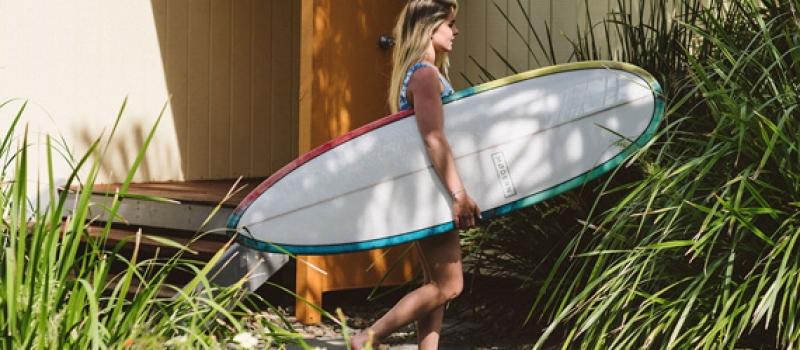 Modern Surfboards
